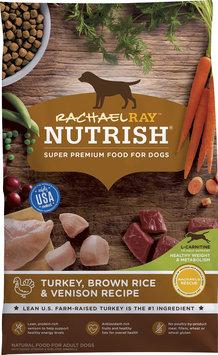Nutrish Turkey, Brown Rice & Venison Recipe
