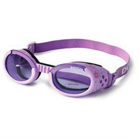 Doggles ILS Lense Dog Goggles in Lilac Flower