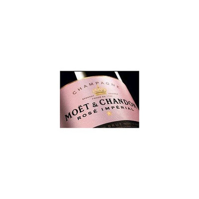 Moet & Chandon Champagne Imperial Rose 187ML