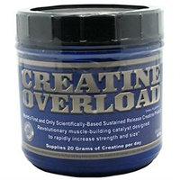 Hi-tech Pharmaceuticals, Inc. Creatine Overload, 600 g, Hi-Tech Pharmaceuticals