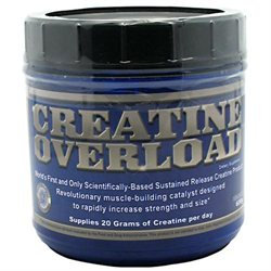 Hi-tech Pharmaceuticals, Inc. Creatine Overload, 600 g, Hi-Tech Pharmaceuticals