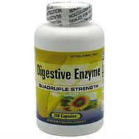 Vitalabs 240825 325mg Digestive Enzymes 250 Capsules