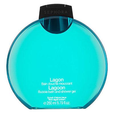 SEPHORA COLLECTION Bubble Bath Shower Gel Lagoon