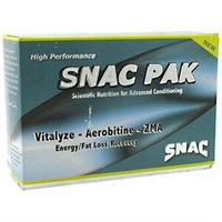 Snac Pak - Vitalyze/Aerobitine/ZMA, 3 Bottles, SNAC System