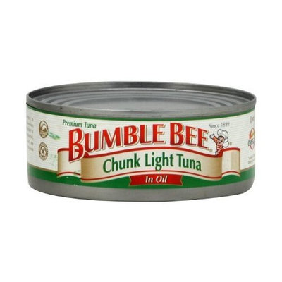 Bumble Bee Chunk Light Tuna Oil 6 oz. (3-Pack)