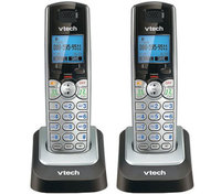 VTech DS6101 (2-Pack) 2-Line Accessory Handset w/ CallerID & Speakerph