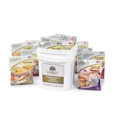 Legacy Premium Food Storage Family Survival Food Kit - Legacy Premium 72 Hour Kit - 4 Person Pack