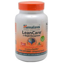 Himalaya Herbal Healthcare - LeanCare Ayurslim for Weight Management - 120.