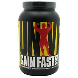 Universal Nutrition Gain Fast 3100 Chocolate - 2.55 lbs