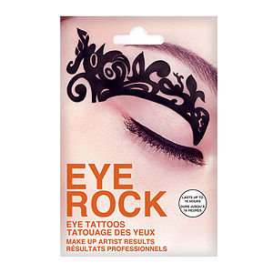 Eye Rock Eye Tattoos