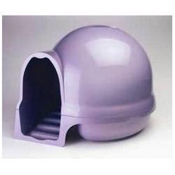 Booda Dome Clean Step Litter Box Iris (50022)