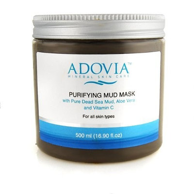 Adovia Purifying Dead Sea Mud Mask - Professional Size