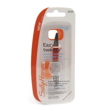 Sally Hansen Eazy Tweezy - Slant-Tip Tweezer with Safety Cap