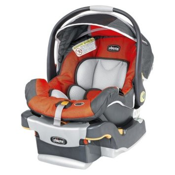 Chicco KeyFit 30 Infant Car Seat - Radius