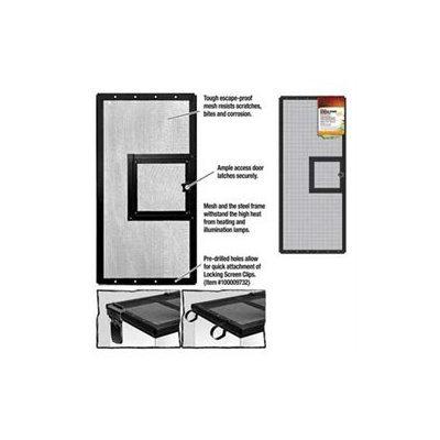 Zilla - Screen Door- Black 30 X 12 Inch