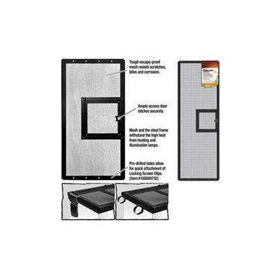 Rzilla Pet Screen Door 36x12 Black