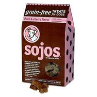 Best Friend Products Corp Sojourner Farms 10 oz. box Sojos GrainFree Dog Treats Duck Cherry