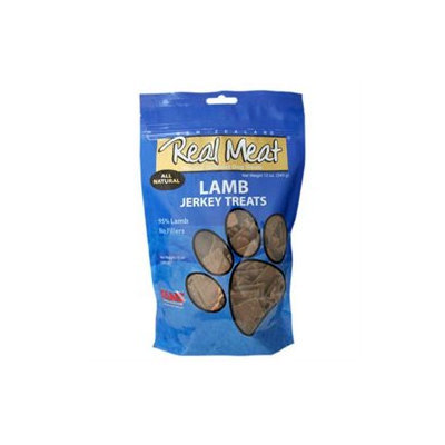 Real Meat Company 80023 4oz Lamb Treats for Dogs