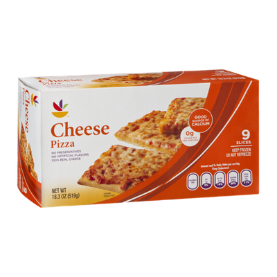 Ahold Pizza Cheese - 9 CT