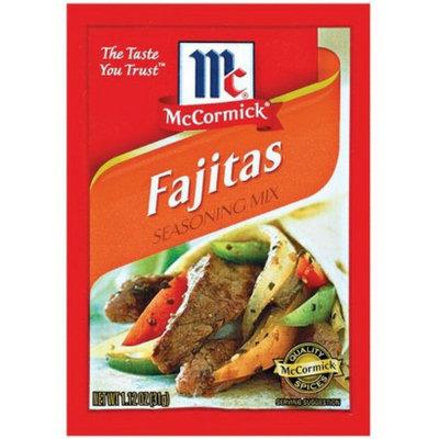 McCormick Fajitas Seasoning Mix 1.12-oz.