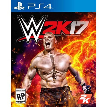 Take Two Interactive Sw Wwe 2k17 - Playstation 4