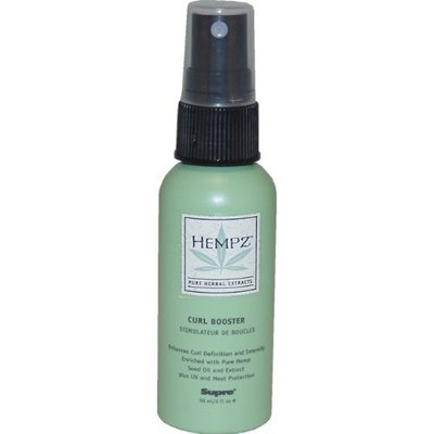 Herbal Extracts Curl Booster by Hempz, 2 Ounce