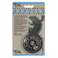 Zoo Med Laboratories ZML Gauge Humidity Analog Reptile