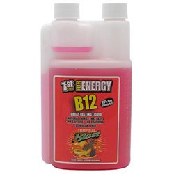 High Performance Fitness, Inc. 1st Step Liquid B-12, Tropical Blast