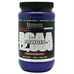 Ultimate Nutrition Platinum Series BCAA 12000 Powder