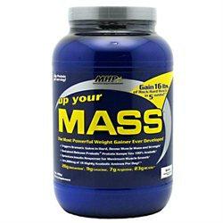 Maximum Human Performance, Inc. Maximum Human Performance Up Your Mass(r) - Vanilla