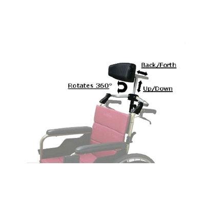 Karman Large Foldable Rigidfy Headrest