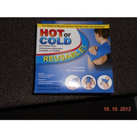 GI Reusable HOT or COLD Pain relief Pack (Freezable and Microwaveable) 9.75 in. X 4.75 in.