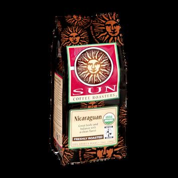 Sun Coffee Roasters Nicaraguan Freshly Roasted Coffee
