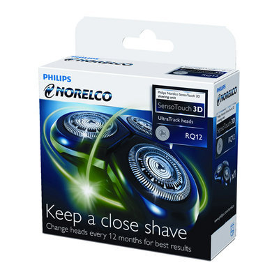 Philips Norelco RQ12 Replacement Shaving Heads