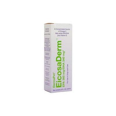 DermaPet Eicosaderm Liquid Pump 8 oz