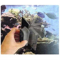 Gulfstream Tropical Aquarium Mag Flip Glass Cleaner Medium
