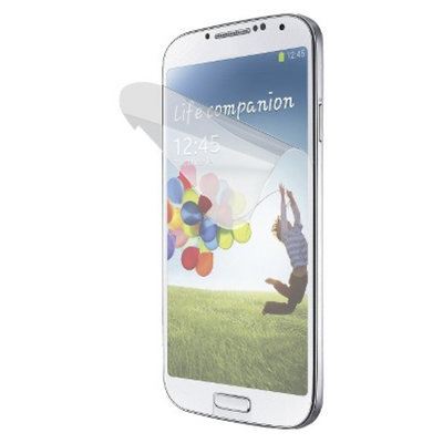 iLuv Glare Free Protective Film Kit for Samsung Galaxy S4 - Clear