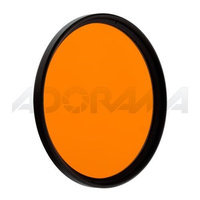 Tiffen 52mm #21 Glass Filter - Dark Orange