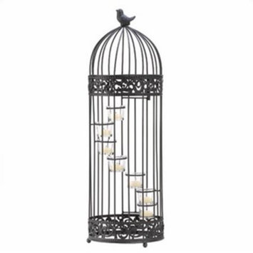 Eastwind Gifts d1232 Birdcage Staircase Candle Stand