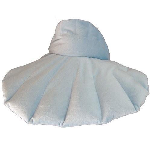 Herbal Concepts Comfort Neck and Shoulder Wrap, Light Blue