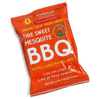 Madhouse Munchies Fire Sweet Mesquite BBQ Potato Chips, 1.5-Ounce Bags (Pack of 30)