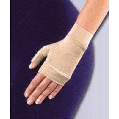 Jobst Women's 20-30 mmHg Gauntlet Size: Medium, Color: Brown