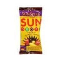 Sunspire Sundrops Peanut Milk Chocolate Candy, 1.19 Ounce -- 12 per case.