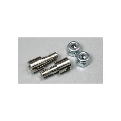 TRAXXAS 3180 Rod Guides/Nuts Nitro Hawk (2)