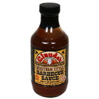 Claude's Western Style Barbecue Sauce (16 oz.)