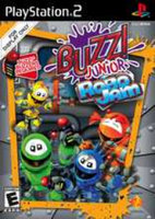 Sony Buzz Jr. Robo Jam with 4 buzzers