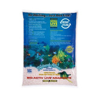 Nature's Ocean Worldwide Imports AWWA10801 Live Aragonite Sand, 20-Pound, Pink