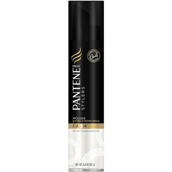 Pantene Pro-V Stylers Extra Strong Hold Mousse