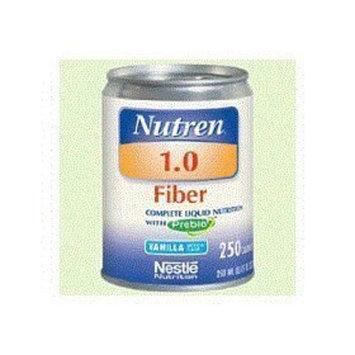 Nestlé NUTRITIONAL Nutren 1.0 Fiber Vanilla Case of 24