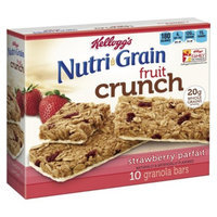 Nutri-Grain Multi-Grain Fruit Crunch Strawberry Parfait Granola Bars